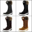 women snow boots waterproof - Women's Winter Boots Snow Fur Warm Insulated Waterproof Zipper Shoes Many Sizes