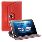 """PU Leather Rotate Stand Tab Case Cover For All 7"""" Inch Asus Models (Universal)"""