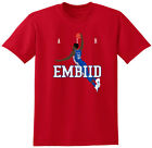 "Joel Embiid Philadelphia 76ers ""Air Pic"" T-Shirt on eBay"