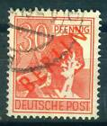 Berlin Red print - PF values Michel Nr. 21 - 32 , o , Selection