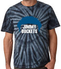"Tie-Dye Jimmy Butler Minnesota Timberwolves ""Buckets Hair"" T-Shirt on eBay"