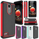 Kyпить For LG Aristo 2/Tribute Dynasty Phone Case Cover+Tempered Glass Screen Protector на еВаy.соm