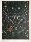Art Print Poster William Morris Wall Paper Sample Ready to Frame ** SEE VARIETY