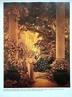 VTG Maxfield Parrish Art Print NEO-CLASSICAL FANTASY 9* x 12* SEE VARIETY