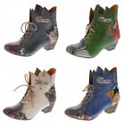 Ladies Ankle Boots Real Leather Boots Pattern Vary Shoes Tma 7707 Boots