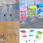 1Pc Dog Bird Hanging Bottle Auto Feeder Pet Rabbit Water Dispenser 180/350/300ml
