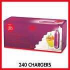 iSi Whipped Cream Chargers Gas Cartridges Whipper Canisters 8.4g SUPERSIZED