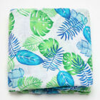 Baby Blanket Bamboo Fiber Swaddle Newborn Receiving Wrap Colorful Soft Blankets