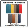 Genuine Original Leather Case for Apple iPhone 7 8 & SE 2nd Gen New Retail Boxed