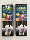 EXCLUSIVE !! Wizard Quick Milk Straws - Colour & Taste changing  AMAZING try it!