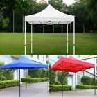 3x3m Pop-up Waterproof Outdoor Garden Gazebo Party Tent Marquee Canopy Stall