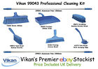 Vikan 9904n Professional Kitchen Cleaning Kit Sweep Scrub Wash Superior Hygiene