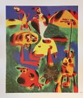 "Vintage Joan Miro Art Print 9.5"" x 11"" Offset Lithograph OOP *** SEE VARIETY"