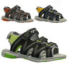 BOYS KIDS INFANTS SUMMER WALKING BEACH HOLIDAY CHILDRENS SHOES SANDALS SIZE 12-3