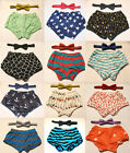 1st Birthday boy cake smash outfit bow tie bloomers  many colors