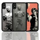 Han Solo Star Wars Coffin Rebel Silicone Phone Cover Case for iPhone XR X 11 Pro