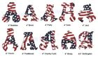 Any Fraternity Sorority All Available Greek IronOn NoSew Letters Alpha-Omega A-Z
