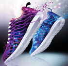 Womens Mens Trainers Lace-up Breathable Sneakers Sports Running casual shoes