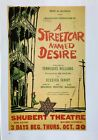 Broadway Theater Art Print Litho *** SEE VARIETY
