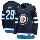 Patrik Laine Winnipeg Jets Womens Navy Home Breakaway Player Jersey