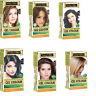 Indus Valley Organically Natural Gel Hair Color Colour 12 Shades, 30 gm  5 gm