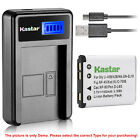 Kastar Battery LCD Charger for Fuji NP-45 NP-45A & FinePix JZ200 FinePix JZ250