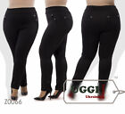 Stylish Woman Leggings Pants Diving Wear to work Casual 5XL - Plus size