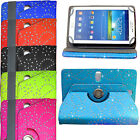 Universal Diamond Folding Stand Sparkle Rotate Case Cover Fo