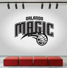 Orlando Magic Logo Wall Decal NBA Sport Sticker Decor Black Vinyl CG465 on eBay