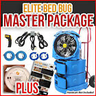 Elite Bed Bug Heat Master Packages | Convectex Bed Bug Heat Equipment