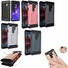Heavy Duty Armour Case For The Samsung Galaxy S9 & S9 Plus Shockproof Best Cover
