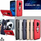 For Samsung Galaxy S9 S9 Plus Ring Kickstand Protective Mobile Phone Case Cover