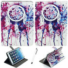 """For 7"""" - 7.9"""" Tablets Dream Catcher Universal Folio PU Leather Stand Case Cover"""