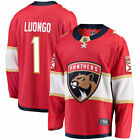 Fanatics Branded Roberto Luongo Florida Panthers Red Breakaway Jersey NHL