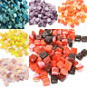 8mm Glass Micro Mosaic tiles for Arts and Crafts - 50g Various Colours