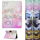 UK Magnetic Smart PU Leather Case Stand Flip Cover for iPad 9.7 2017 Air 1st 2