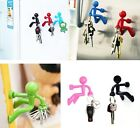 Set of Creative Fun Magnetic Man Fantastic Refrigerator Magnetic Key Holder