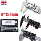 Digital Vernier Caliper Micrometer Tool 6'' 150mm Electronic LCD Measure Gauge