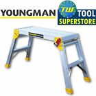 Youngman Odd Job Folding Platforms Bench Hop Step Ups Decorators Plasterers DIY