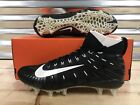 Nike Alpha Menace Elite Football Cleats Black White SZ  871519 010  NEW