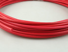 PTFE Tubing Tube Pipe Sleeving 4mm OD x 2.5mm ID - per metre 4 colours