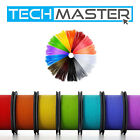 3D Printer Filament ABS - 1.75mm -1KG - Various Colours Available Red Black Pink