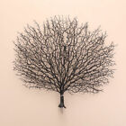 Artificial Peacock Shaped Coral Branch Plastic Home Decor Tree Branch Decoration