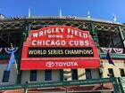 WRIGLEY FIELD CHICAGO CUBS GLOSSY POSTER PICTURE PHOTO PRINT stadium mlb 4332 on Ebay