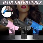 UK Magic Wind Spin Women Curl Hairdryer Curler Diffuser Salon Styling Hair Tools