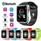 Bluetooth Smart Wrist Watch For IOS Android iPhone Samsung HTC Huawei LG VIVO