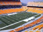 3 Baltimore Ravens Pittsburgh Steelers Tickets 9/30 16th Row Sec 505 Heinz Field