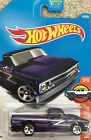Hot Wheels Toy Car - '62 '69 Custom Chevy Pickup '67 C10 (4 Cars to Choose)