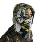 Winter Outdoor Fishing Hats Caps Camo Ventilated Hat Cap Cotton Polyester Hats