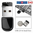 1TB 512GB Mini Flash Drive USB 2.0 Memory Stick Pen Drive Backup Drive For PC